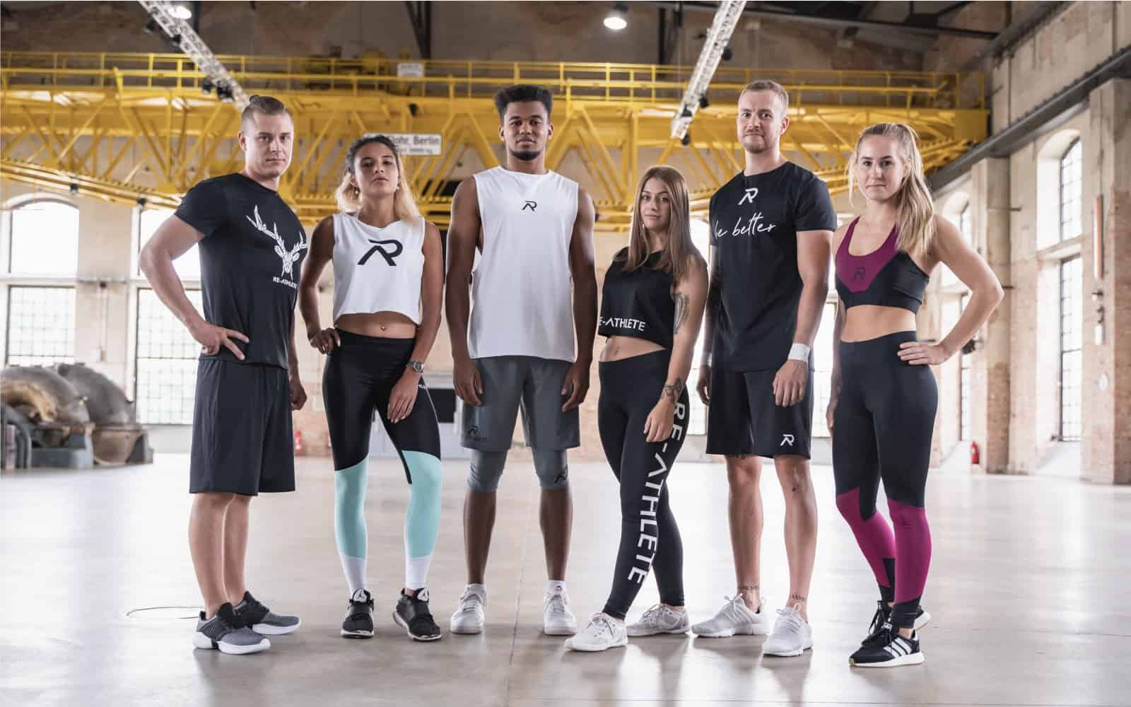 Re-Athlete Collection Sportler